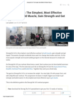 StrongLifts 5x5_ the Simplest, Most Effective Workout Program