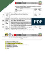 GUION TALLER Evaluacion Ugel Huaraz