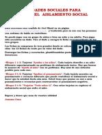 Tarjetas Contra El Aislamiento Social-pp