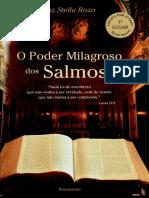 O poder milagroso dos salmos