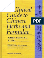 Chen, Li - A Clinical Guide to Chinese Herbs and Formulae
