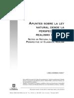 1er C 5 Herrera-Pardo Apuntes Ley Natural