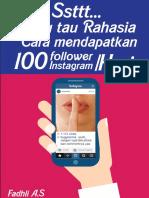 Buku Instagram