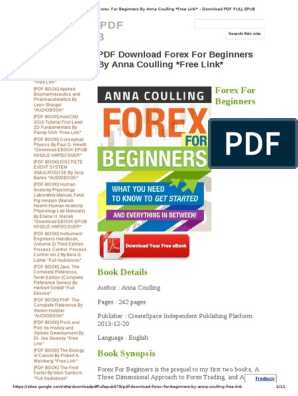 Index of forex for beginners by anna coulling.pdf