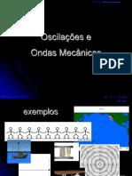 Física II - Cap. 3 Oscilações e Ondas Mecânicas