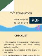 Tht Examination