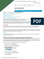 Equipos HP - Cómo cambiar el idioma (Windows10) _ Soporte al cliente de HP