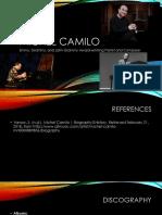Michel Camilo Presentation