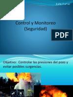 Control y Monitoreo de Pozo