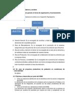 Aspectos Organizativos y Sociales