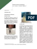 Informe 5 Laboratorio Biomateriales