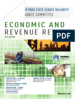 FY 2019 Economic and Revenue Review