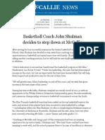 Shulman Release