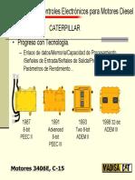 Componentes Electrónicos 3406E, C-15