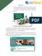 AULA VIRTUAL DE PERU EDUCA