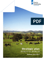 201706 Dairy Australia 3 Year Strategic Plan Revised