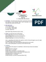 prospectus 15th slovenia open