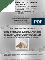 Administración de La Energia Electrica[1]