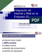 (II) ERPs