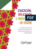 Educación, Aplicación e Innovación en Diseño