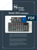 Catalogue Heritage
