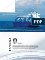 Wilhelmsen Ships Agency LNG Outlook Report to 2030