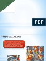 3. Diseño de Almacenes