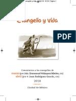 Evangelio y Vida Marzo- Abril 2018