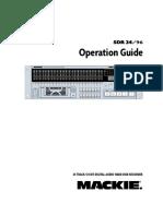 Mackie SDR 24 96