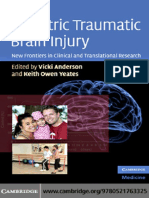 Pediatric Traumatic Brain Injury_ New Frontiers in Clinical and Translational Research_Vicki Anderson, Keith Owen Yeates PhD-Ed. Cambridge (2010)