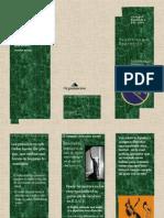 folleto teatro