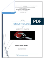 Temas de Criminologia
