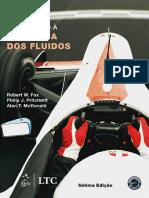 Livro Introdução a mecanica dos fluidos