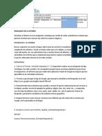Actividad Integradora 2.1 Resumen Bloque I