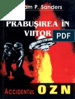 William P. Sanders - Prabusirea in viitor. Accidentul OZN.pdf