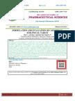 FORMULATION AND EVALUATION OF CARVEDILOL SUBLINGUAL TABLET