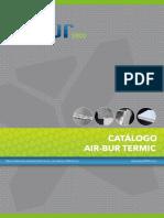 Catálogo AIR-BUR TERMIC 2017