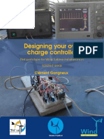 Designing your own charge controller