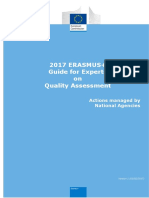 Guide for experts on quality assessment_en_2017