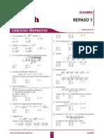 Algebra R1SC