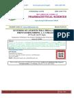 SYNTHESIS OF 1-SUBSTITUTED-2-THIO-4-AMINO-6- PHENYLFORMAMIDINO, 1, 3, 5-TRIAZINES