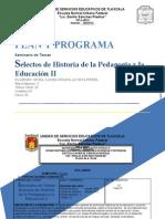 Syllabus de seminario de temas selectos  (By JnY)