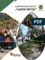 PDT de la ciudad de Pereira