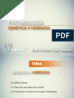 1.0 Psicobiología-genética y Herencia