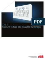 Interruptor ABB / ZX2.2 Brochure Rev C