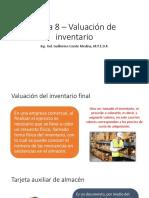 Valuación Del Inventario