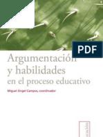 Argumentación y habilidades en el proceso educativo