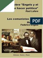 Ed TyP - Notas Sobre Engels y El Arte de Hacer Politica