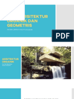 Teori Arsitektur Organik Dan Geometris