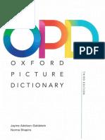 Oxford Dict